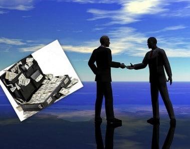 ¿Con quién te tienes que asociar para forrarte en los negocios?