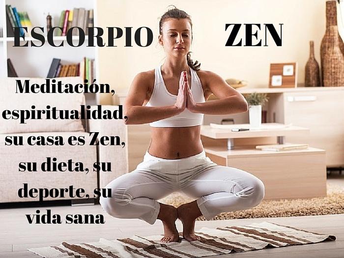 Escorpio Zen