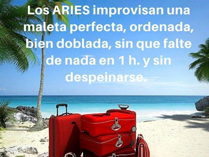 La maleta de Aries