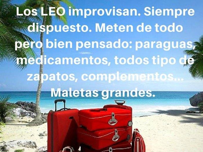 La maleta de Leo