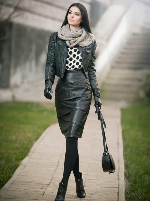 La mujer Capricornio es coqueta y clásica