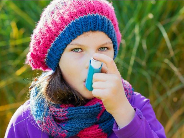 Piscis es propenso al asma problemas respiratorios