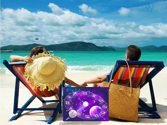 Destino de vacaciones por signo