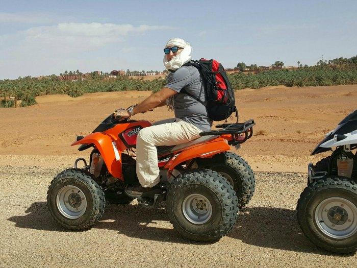 Excursion en Quak, desierto de Timimoun, Argelia