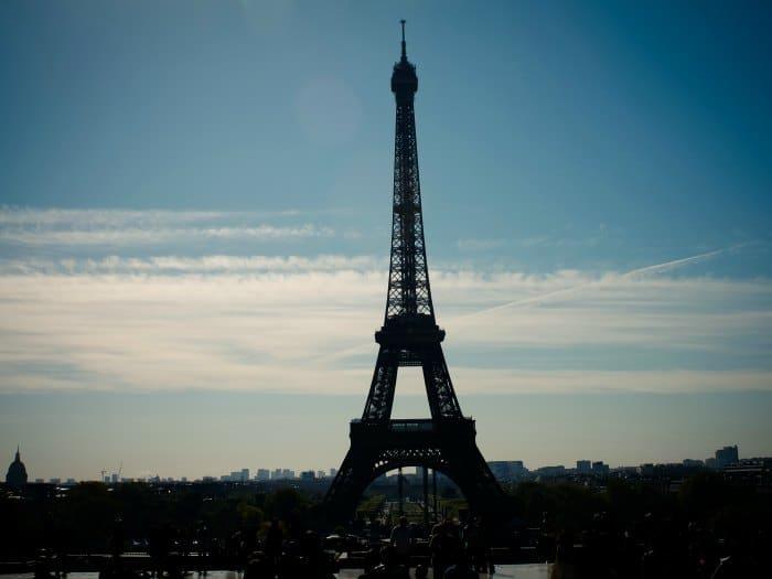 La Tour Eiffel, París, Francia