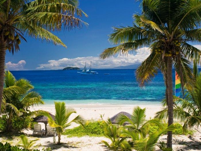 Mamanuca, Islas Fiji