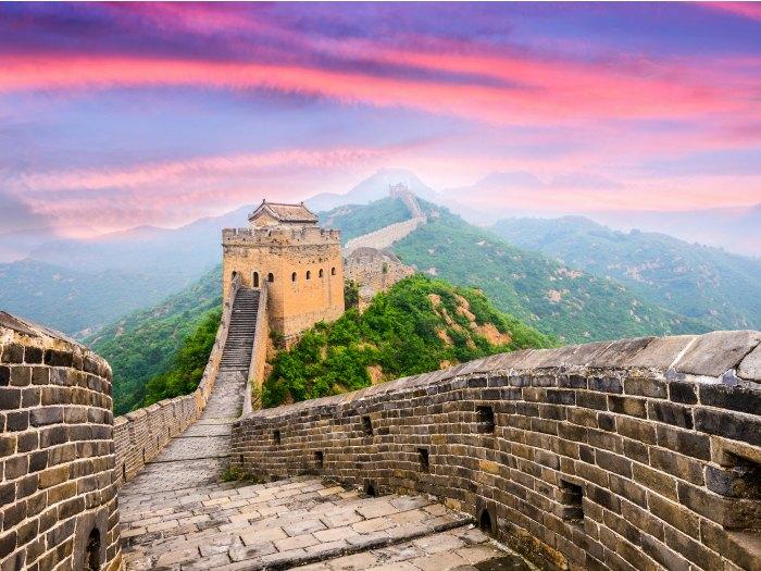 Muralla China, China