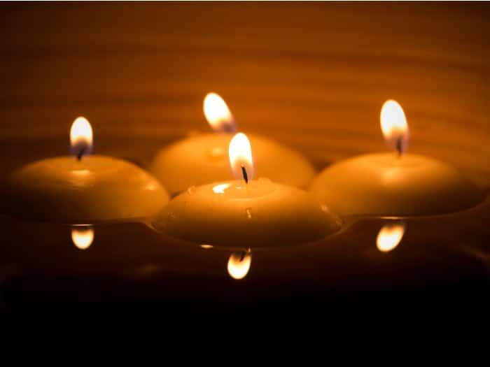 Ritual de Magia Blanca con velas