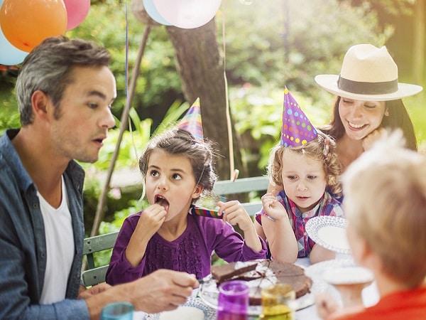 Cáncer y Acuario excelente padres