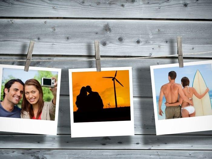 Ritual de Amor con fotografías