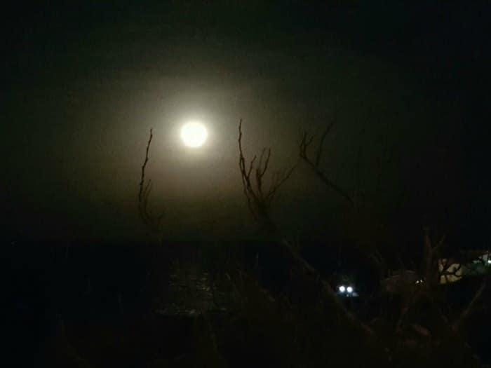Luna Llena  o Nueva del 16 Octubre 2016