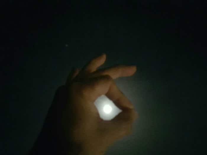 Luna llena 16 Octubre 2016