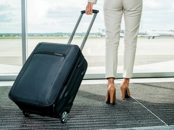 Salir con maleta en Año Nuevo augura año viajero