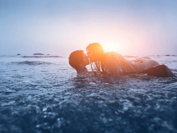 Estimular pasión pareja