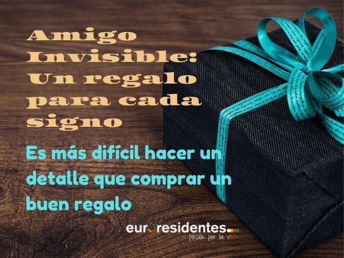 Amigo Invisible: un regalo para cada Signo