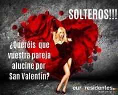 Solteros: cómo hacer alucinar a vuestra pareja para San Valentín?
