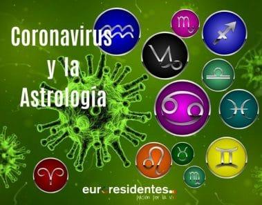 Explicación Astrológica para el Coranovirus