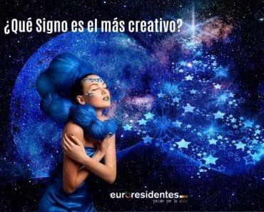 ¿Qué Signo es el más creativo?