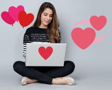 ¿Qué signo se enamora on line?