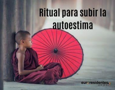 Ritual para subir la autoestima