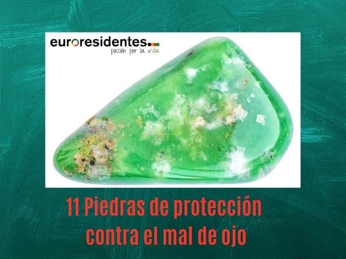11 Piedras de protección contra el mal de ojo