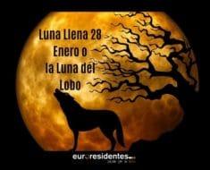 Luna Llena del 28 Enero 2021