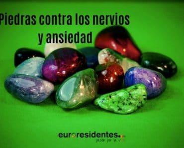 Piedras contra los nervios y ansiedad