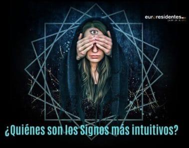 ¿Quiénes son los Signos más intuitivos?