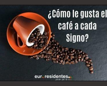 ¿Cómo le gusta el café a cada Signo?