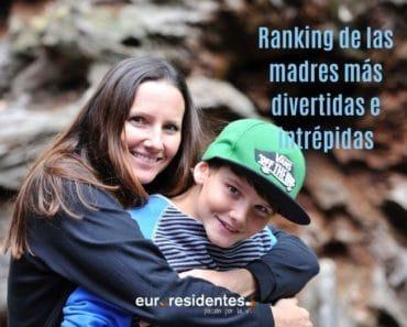 Ranking de las madres más divertidas e intrépidas