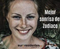 La mejor sonrisa del Zodiaco