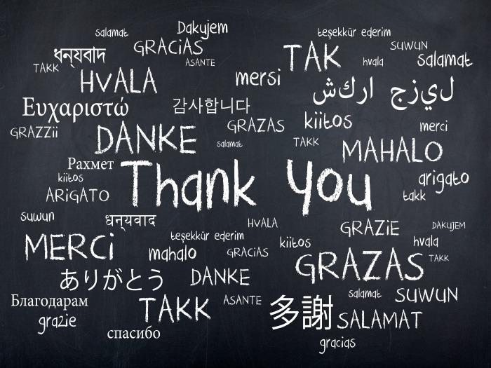 Palabras De Agradecimiento Frases Y Citas Célebres