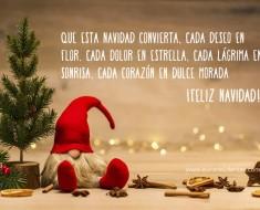 Frases para postales de navidad infantiles