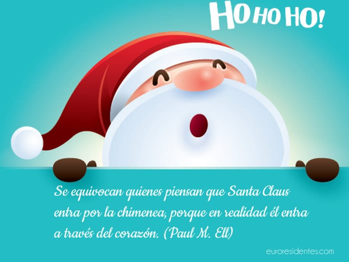 Frases De Santa Claus Frases Y Citas Célebres