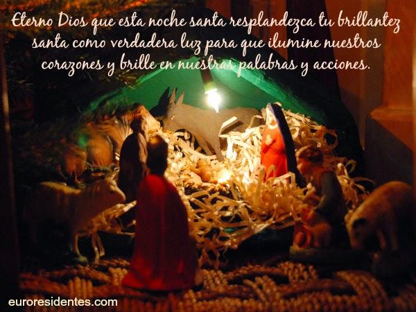 Frases de navidad dios