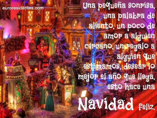 Felicitaciones De Navidad En Castellano.Frases De Navidad Para Tarjetas Frases Y Citas Celebres
