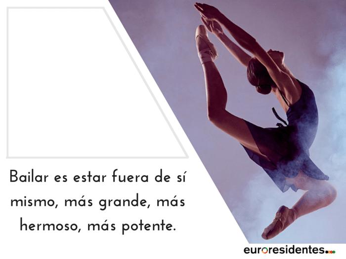 Día de la Danza en Euroresidentes