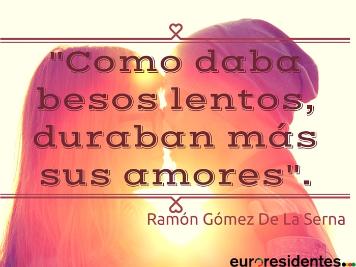 Frases De Amor Y Besos Frases Y Citas Celebres