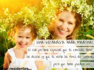 Frases para Madrinas