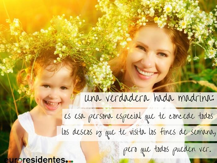 2a4947251 Frases para Madrinas - Frases y Citas Célebres