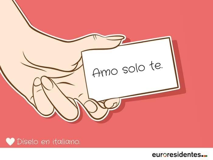 Frases De Amor En Italiano Frases Y Citas Celebres
