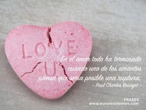 Frases de Amor y Desamo