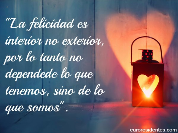 Frases De Amor Y Felicidad Frases Y Citas Celebres