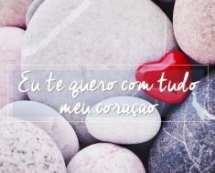 Frases de amor en portugués