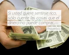 Frases sobre el dinero