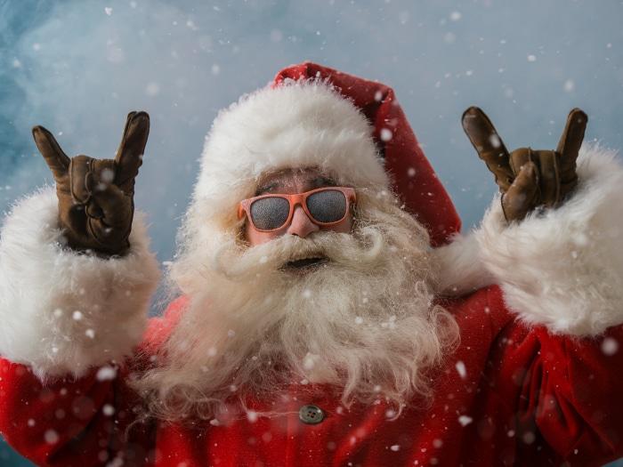 Frases graciosas Navidad