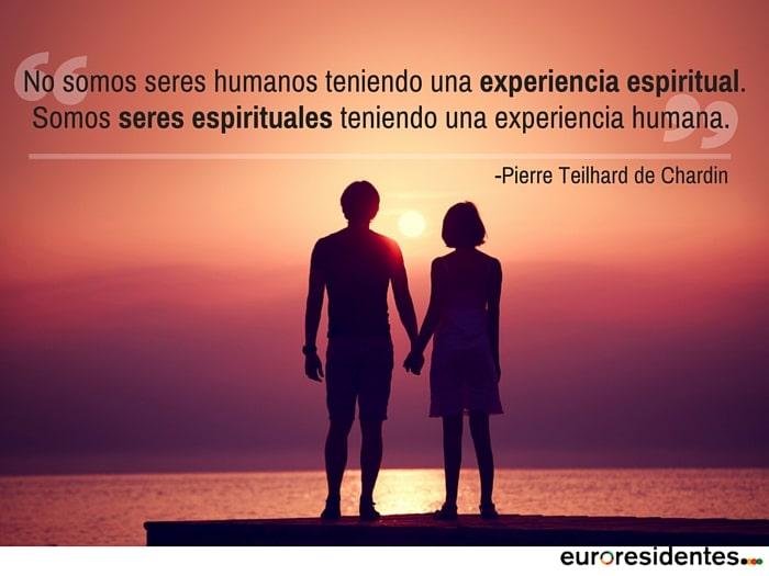 experiencia espiritual