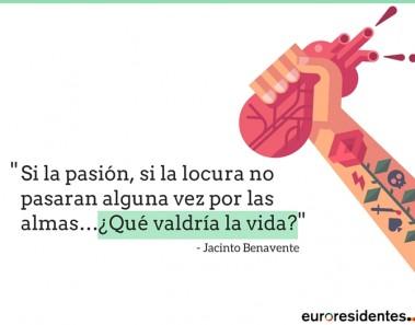 Frases amor Jacinto Benavente