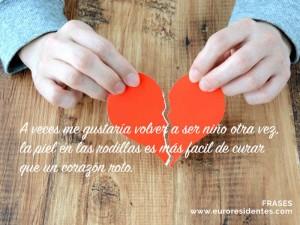 Frases de un corazón roto