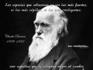 Citas célebres de Charles Darwin